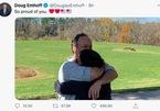 Thông điệp tình tứ của chồng phó Tổng thống đắc cử Kamala Harris