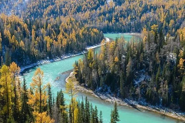 6 địa điểm đẹp nhất Trung Quốc phải đến một lần trong đời