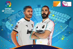 Nhận định Valencia vs Real Madrid: Mưa bàn thắng