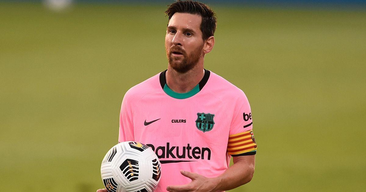 Man City vạch ra kế hoạch táo bạo 10 năm với Messi