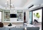 Ngôi nhà màu trắng thanh lịch mang lại cảm giác ấm áp cho chủ nhân