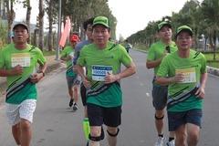 Bí thư Tỉnh ủy Hậu Giang chạy bộ cùng hơn 7.000 vận động viên