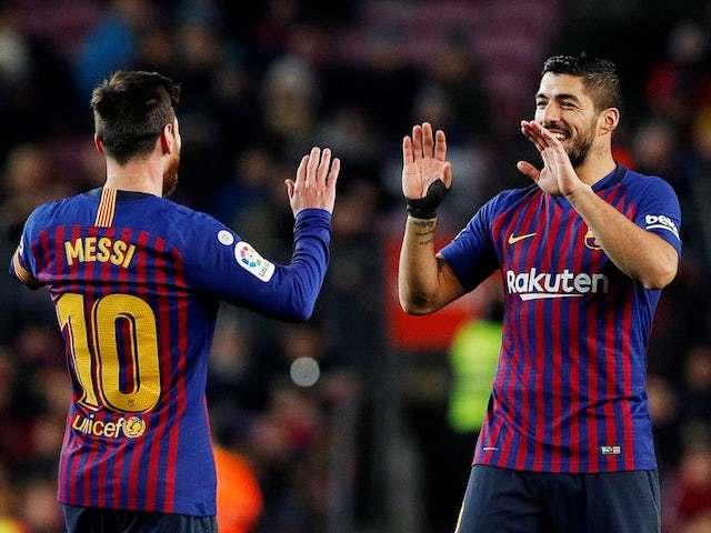 MU dễ lãng phí Cavani, Suarez... rủ Messi đến Atletico