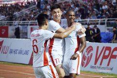 Xem bàn thắng giúp Viettel lên ngôi vô địch V-League
