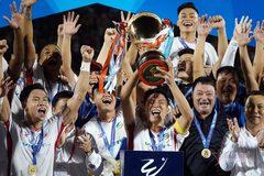 Thắng nghẹt thở Sài Gòn, Viettel vô địch V-League 2020