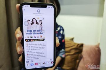 Tin nhắn rác iMessage tiếp tục tấn công người dùng Việt