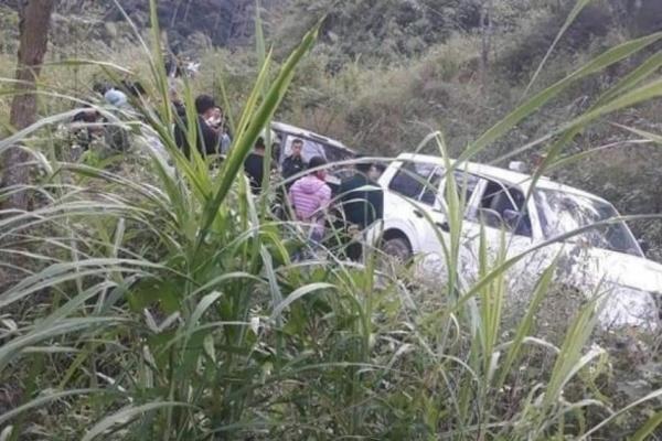 Ô tô lao xuống vực khiến 3 người chết, 4 người bị thương ở Hà Giang