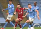 Xem video bàn thắng Man City 1-1 Liverpool