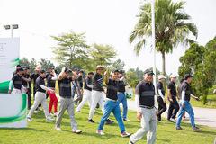 """Golfer Nguyễn Anh Tuấn """"giật"""" HIO 1,4 tỷ đồng"""