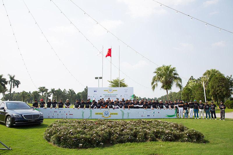 Golfer Nguyễn Anh Tuấn 'giật' HIO 1,4 tỷ đồng