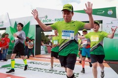 Mekong Delta Marathon Hậu Giang 2020 thành công rực rỡ, thu hút 7.200 vận động viên tham gia