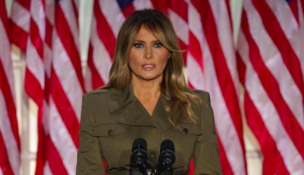 Vợ ông Trump khuyên chồng nhận thua