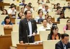 ĐBQH nêu vấn đề chứng chỉ viên chức đối với Bộ trưởng Nội vụ