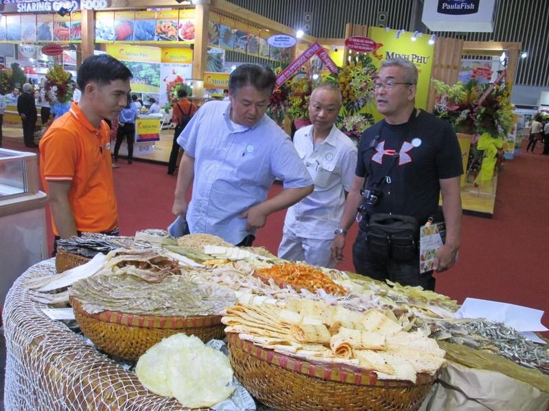 Trung Quốc nhập nhiều mực khô, mực nướng từ Việt Nam