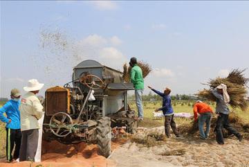 Một nông dân sáng chế hàng loạt máy nông nghiệp chưa từng có ở Việt Nam, bán ra cả nước ngoài