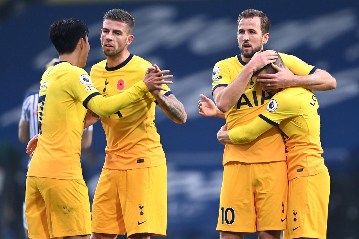 Tottenham bay cao: Diện mạo mới cùng Mourinho