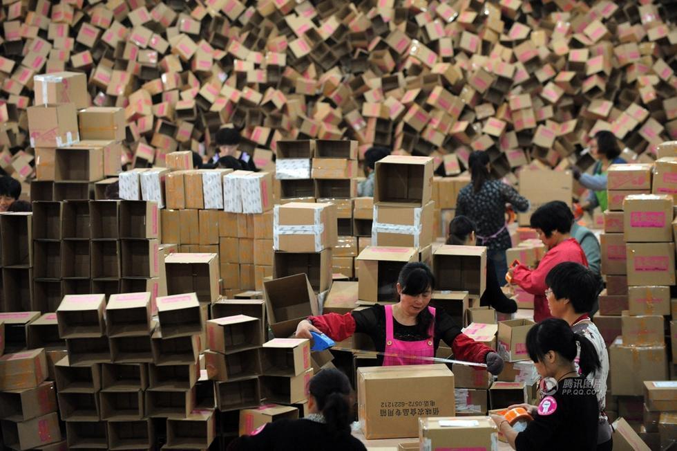 Bất ngờ khuyến mãi ngày 11/11: Dân Việt găm tiền chờ gom đồ