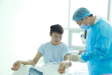 Một người tặng toàn bộ nội tạng và 2 cánh tay hồi sinh 6 bệnh nhân