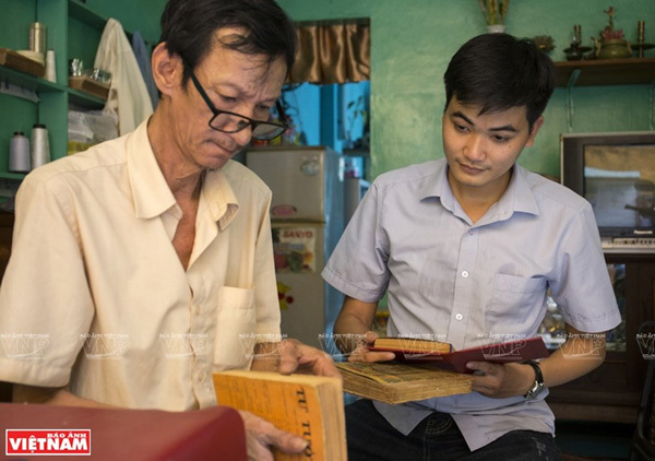 "The last ""book doctor"" in Saigon"