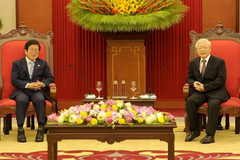 """Truyền thông Hàn Quốc: Việt Nam - Hàn Quốc """"đối tác chiến lược"""" triển vọng lớn cho hoạt động ngân hàng hai nước"""