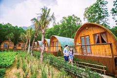 Nở rộ mô hình du lịch nghỉ dưỡng farmstay, Hà Nội 'lệnh' kiểm tra, xử lý