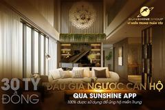 Sunshine Group đấu giá từ thiện ủng hộ miền Trung