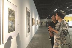 ASEAN soul showcased at graphic arts exhibition