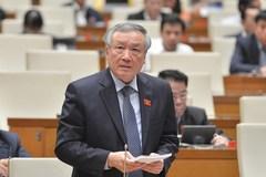 Chánh án Nguyễn Hòa Bình: Đơn giám đốc thẩm tăng 10% hàng năm sẽ rất căng