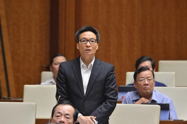 Phó Thủ tướng: Chính phủ sẽ công minh trong vụ Trường ĐH Tôn Đức Thắng