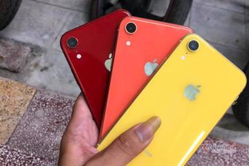 iPhone XR quay trở lại Việt Nam với giá siêu rẻ