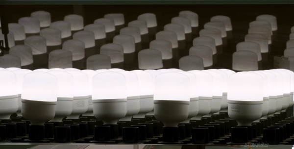 VONTA đèn LED và cuộc cách mạng chiếu sáng lần thứ III