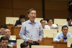 Bộ trưởng Công an: Cần xử lý hình sự người dùng giấy tờ, chứng chỉ giả