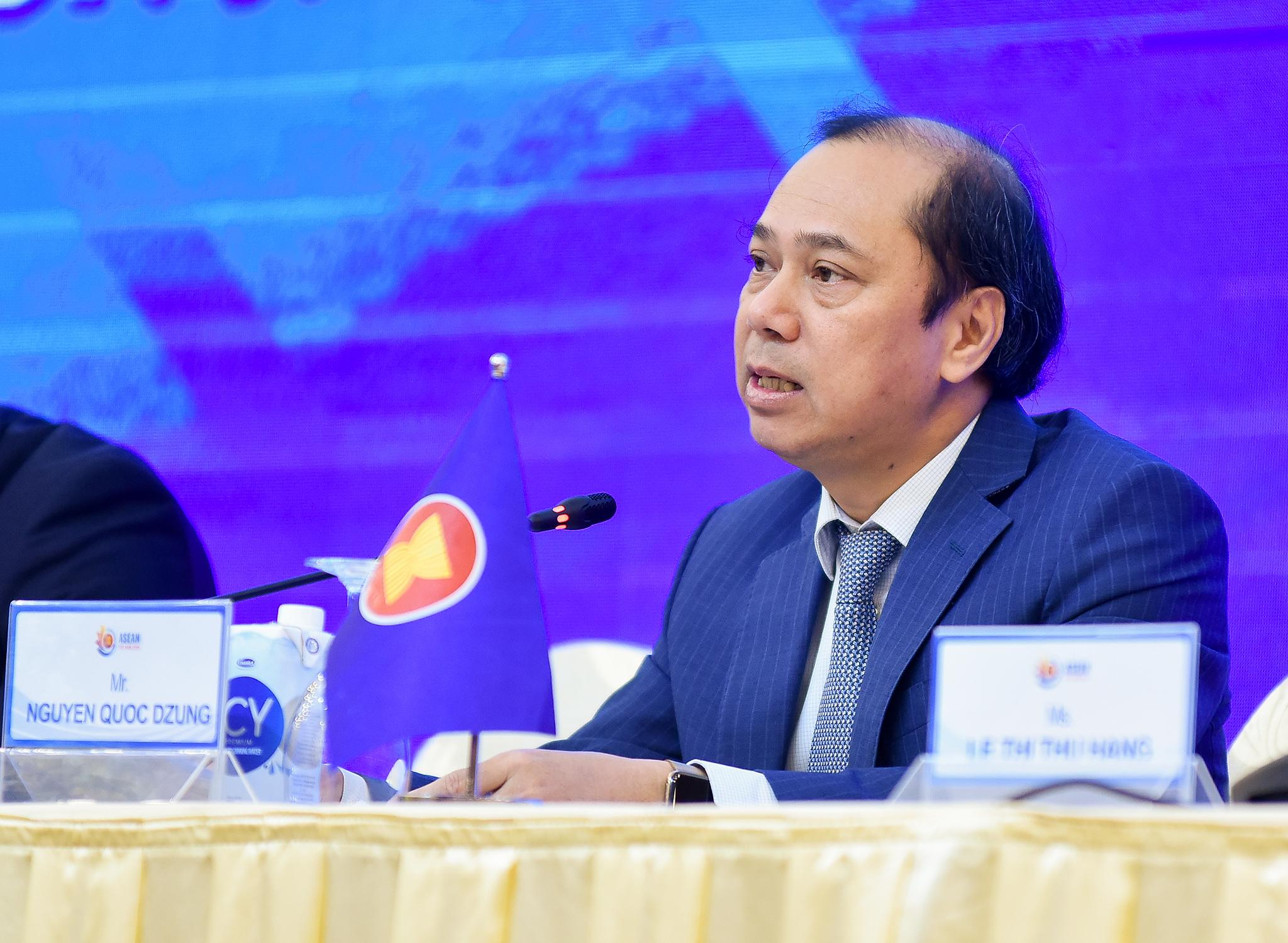 Tổng Bí thư, Chủ tịch nước sẽ dự khai mạc hội nghị cấp cao ASEAN 37
