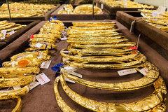 Giá vàng hôm nay 10/11: Tụt giảm trước biến động từ Mỹ