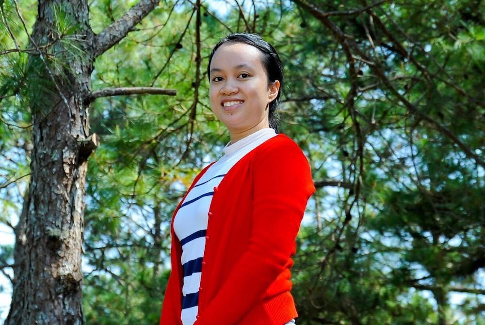 Nữ giáo viên giành học bổng Fulbright TEA sau nhiều lần thất bại' alt=