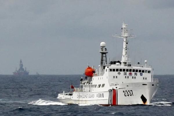 Dự luật hải cảnh Trung Quốc: Tăng hiện diện, 'đòn thử' với tân Tổng thống Mỹ