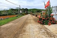 Tại Cam Chính, từng thôn, từng nhà thi đua xây dựng NTM