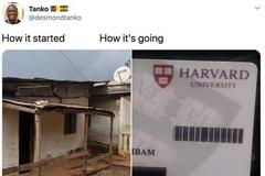 Kỳ tích của chàng trai sống trong căn nhà dột nát bước đến cánh cổng Harvard