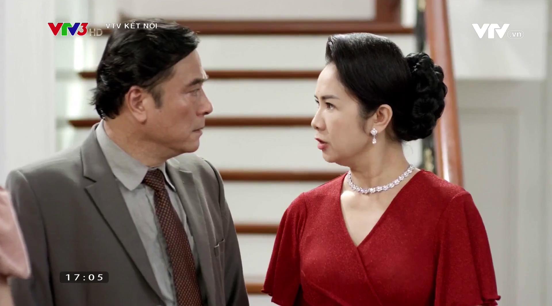 Lần đầu tiên Hồng Diễm yêu Hồng Đăng từ đầu phim