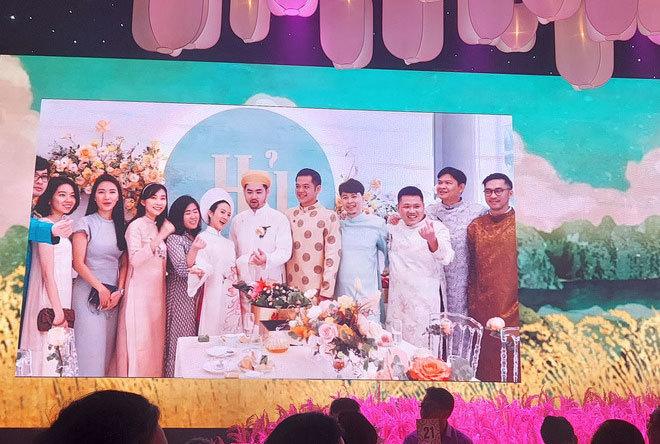 Con trai 'bầu' Thắng kết hôn cùng con gái 'chúa đảo Tuần Châu'