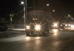 Video lính Nga tiến vào vùng tranh chấp sau thỏa thuận hòa bình Azerbaijan-Armenia
