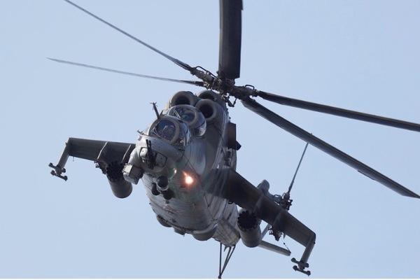 Azerbaijan bắn rơi trực thăng Nga