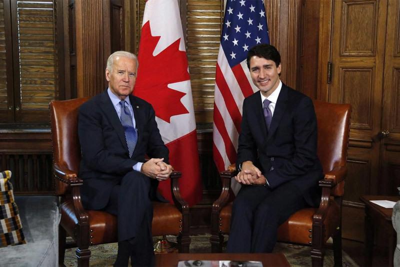 Canada muốn ông Biden giúp giải quyết tranh chấp với Trung Quốc
