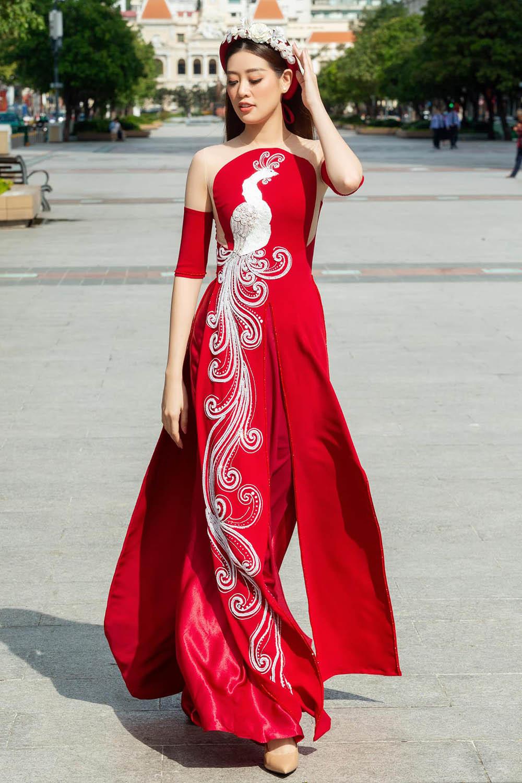 Hoa hậu Khánh Vân: 'Mong khán giả hãy mở lòng với Hương Giang'
