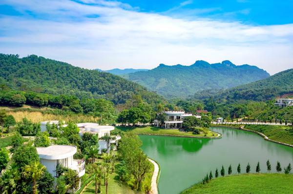 Ivory Villas & Resort - nét chấm phá nổi bật giữa núi rừng Hoà Bình