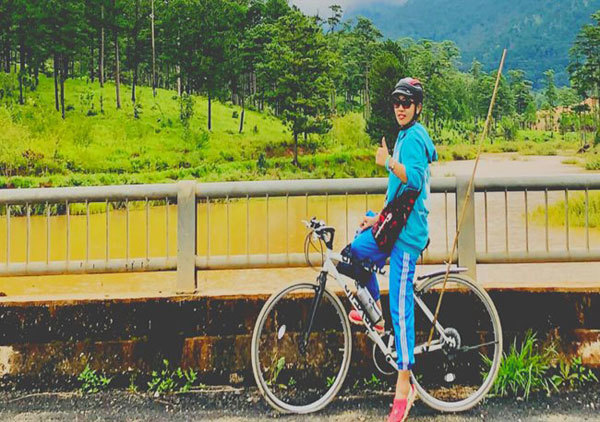Trans-Vietnam cycling trip,vietnam cycling
