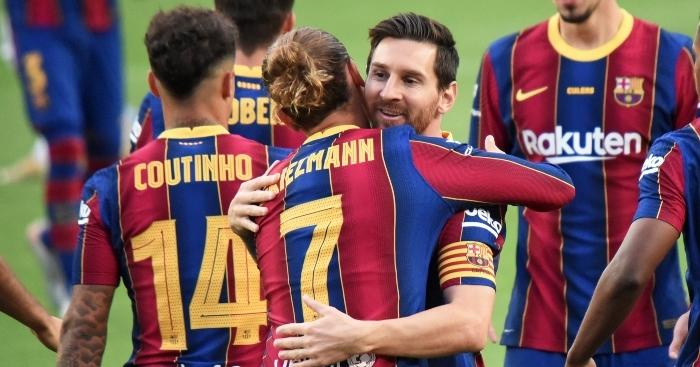 Pep Guardiola làm 'cú lừa' về Messi khả năng đến Man City
