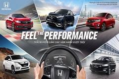 Honda Việt Nam công bố chiến dịch 'Feel The Performance'