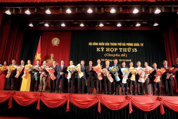 Hải Phòng có hai tân Phó Chủ tịch UBND
