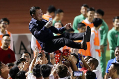 Viettel coach Hoang revels in side's rebirth